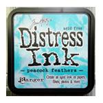Distress ink KLEIN Peacock Feathers TDP40064  per stuk