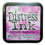 Distress ink KLEIN Picked Raspberry TDP40088