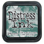 Distress ink KLEIN Pine Needles TDP40095
