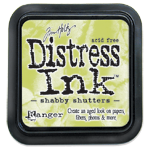 Distress ink KLEIN Shabby Shutters TDP40163