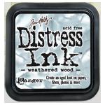Distress ink KLEIN Weathered Wood TDP40286