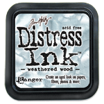 Distress ink KLEIN Weathered Wood TDP40286