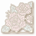 Wild Rose Studio Cutting Die Emmeline Corner SD048