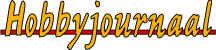 Jaarabonnement op Hobbyjournaal + knipvel Nederland 2019