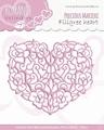Precious Marieke Snijmal Romance - Filigree Heart PM10027*