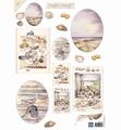 Marianne Design - Mattie knipvel Sea 1   MB0150 per vel