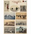 Marianne Design Knipvel Vintage Beach 1   VK9542*