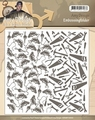 Amy Design Embossing Folder It's a Men's World ADEMB10002 per stuk