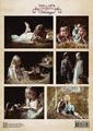 Nellie Snellen knipvel Vintage Cats NEVI056 per vel
