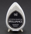 Memento Dew Drops Brilliance Graphite Black BD-82