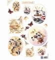 Marianne Design - Mattie knipvel Mooiste Autumn MB0155 per vel
