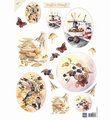 Marianne Design - Mattie knipvel Mooiste Autumn MB0155*