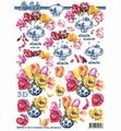 Le Suh Knipvel Tulpen 8215731 per vel