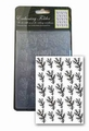 Central Craft Collection Embossingfolder Pine CCC-4001