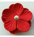 Marianne Design Paper Flowers Red RB2236