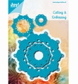 Joy Crafts Cutting & Embossing mal Rond 6002/0458*