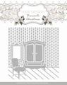 Amy Design Embossing Folder Brocante ADEMB10003