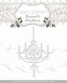 Amy Design Snijmal - Brocante Chandelier ADD10034
