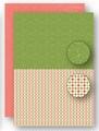 Nellie Snellen Achtergrondvel Green Dots NEVA070