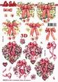 Le Suh Knipvel Bloemen/Hart 8215741 per vel