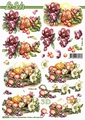 Le Suh Knipvel bloemen/Kaars 8215744