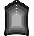 Marianne Design Craftables Labels Basic Shape CR1352
