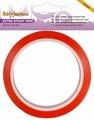 Extra Sticky Dubbelzijdige plakband 15 mm  HJSTICKY15 per stuk