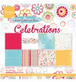 Marianne Design Pretty Papers Celebrations PK9131