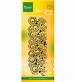 Marianne Design clear stamp Tiny's Border Sunflowers TC0836