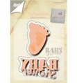 Joy Crafts Cutting & Embossing mal Babyshower 6002/0499*
