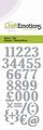 Craft Emotions Snijmal Cijfers 115633/0165