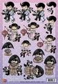 Yvonne Creations Pandabeer en Chinees meisje CD10095*