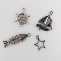 Nellie Snellen Metal Charms Boys CHARM001