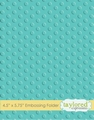 Taylored Expressions Embossing Folder Lots of Dots TEEF04