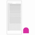 Hobbydots Sticker - Mirror - Pink STDM19F per vel
