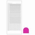 Hobbydots Sticker - Mirror - Pink STDM19F