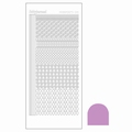 Hobbydots Sticker - Mirror - Candy STDM193  per vel