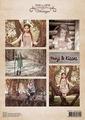 Nellie Snellen knipvel Vintage Hugs & Kisses NEVI071 per vel
