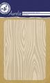 Aurelie Embossingfolder Textured Wood AUEF1010 per stuk