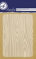 Aurelie Embossingfolder Textured Wood AUEF1010