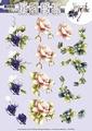 Precious Marieke knipvel Bloemen CD10706