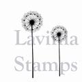 Lavinia Clear Stamp Fairy Dandelions LAV373