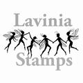 Lavinia Clear Stamp Fairy Chain (small) LAV392