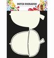 Dutch Doobadoo Dutch Card Art Acorn 470.713.590