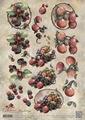 Amy Design knipvel Autumn Moments Herfstfruit CD10756