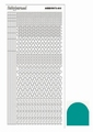 Hobbydots Sticker - Mirror - Emerald STDM13I