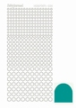 Hobbydots Sticker - Mirror - Emerald STDM08I