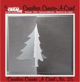 Crealies Create A Card nummer 25   CCAC25