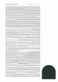 Hobbydots Sticker - Mirror - Christmas Green STDMLCJ