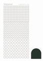 Hobbydots Sticker - Mirror - Christmas Green STDM08J